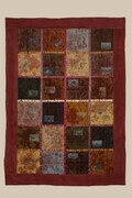 Mourning Quilt for the Lost & Disappearing Mammals of Canada