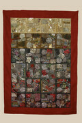 Mourning Quilt for the Lost & Disappearing Habitat of Canada