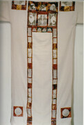 48. Applique Coptic Tunic