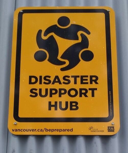 Disaster Support Hub